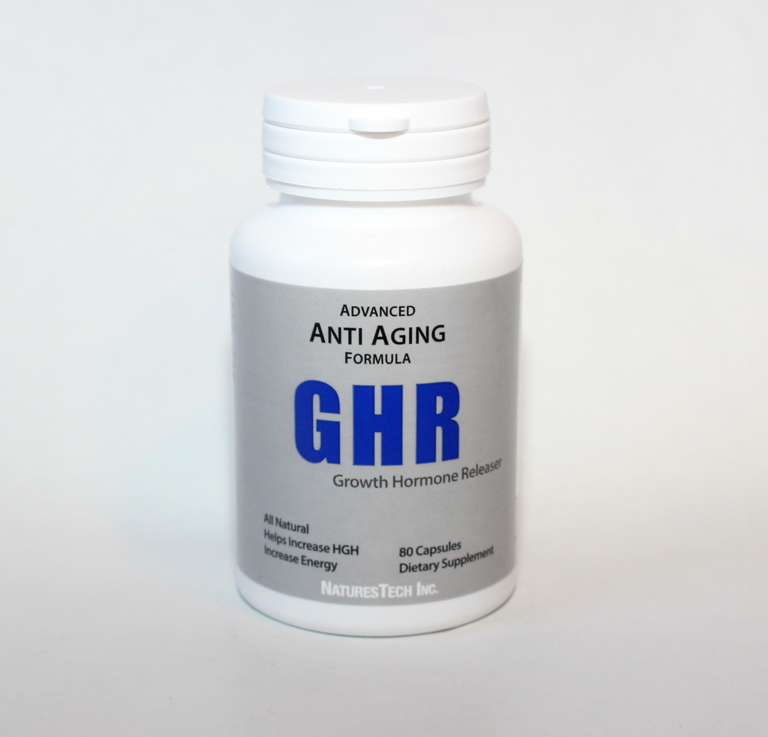 Order GHR anti aging supplement